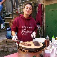 Castagna in festa ad Arcidosso