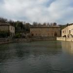 Bagno Vignoni - La vasca