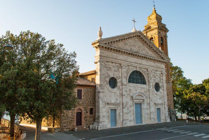 Santuario della Madonna del Soccorso - Montalcino