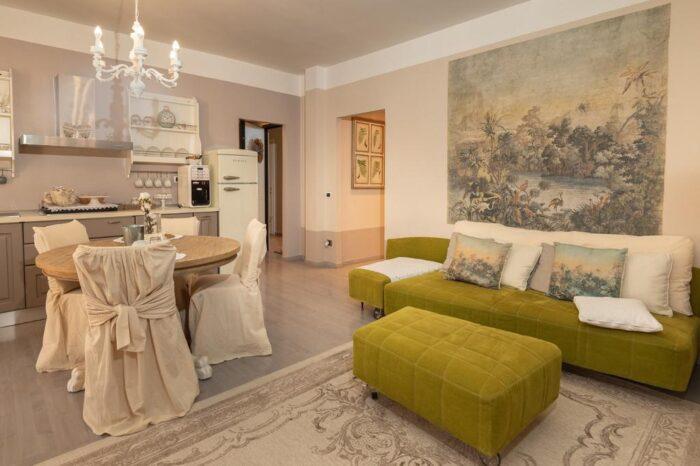 appartamento biancospino soggiorno